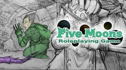 Five Moons RPG pre-alphaplaytest